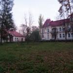Tuligłowy (ukr.Тулиголове). Pałac Balów wraz z budynkiem wcześniejszego dworu później pełniącego funkcję pałacowej oficyny.