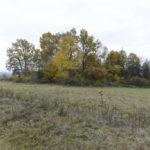 Torhanowice (ukr. Торгановичі). Pozostałości ziemnych bastionowych fortyfikacji na wysokim wzgórzu powyżej wsi.