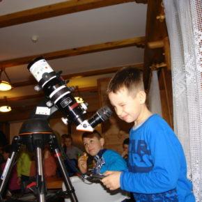 Warsztaty astronomiczne