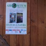 Lektura a Natura w Arboretum Bolestraszyce(1)