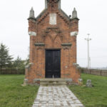 Przyłbice (ukr. Прилбичі). Kaplica grobowa-mauzoleum rodziny Szeptyckich.