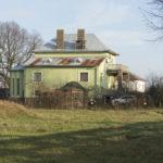 Wulka Rosnowska (ukr. Роснівка). Dawny dwór, obecnie dom mieszkalny.