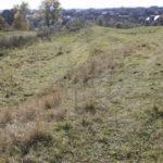 Rzyczki (ukr.Річки). Ocalałe pozostałości nowożytnych fortyfikacji ziemnych.
