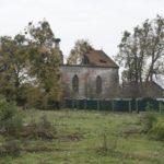 Hohołów (ukr. Гоголів). Ruiny kaplicy rzymskokatolickiej.