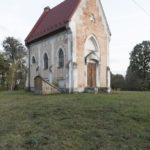 Parchacz (ukr. Межиріччя). Kaplica rzymskokatolicka, usytuowana naprzeciwko nieistniejącego założenia dworskiego.
