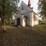 Prusinów (ukr. Низи). Kaplica rzymskokatolicka (zbudowana w 1935 r.)