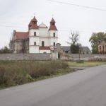 Tartaków (ukr. Тартаків). Kościół parafialny.
